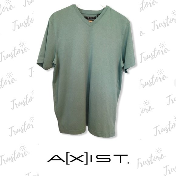 Axist Other - Axist Slim Fit Men's Shirt Green Size M